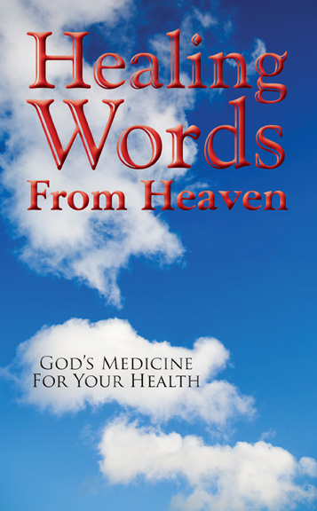 Healing Words From Heaven book cover